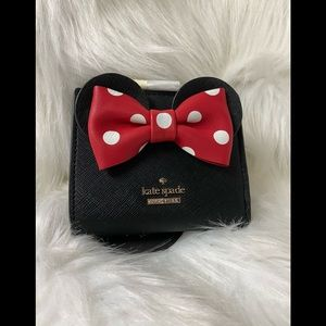 Minnie Mouse Wallet by Kate Spade